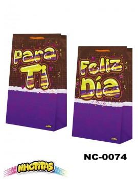 BOLSAS REGALO GRANDE - Ref. NC