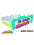 ANCHETA GIGANTE X4 UND. Ref. ANX*1