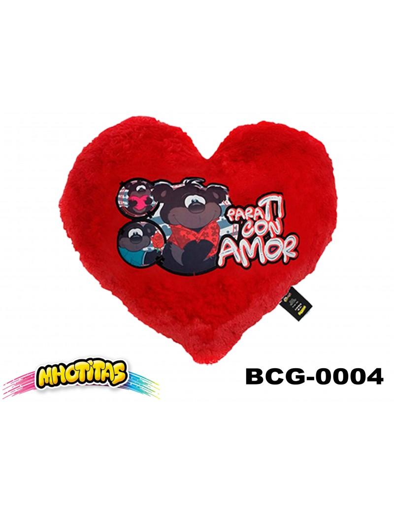 COJIN CORAZON GIGANTE - Ref. BCG