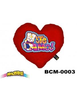 COJIN CORAZON MEDIANO - Ref. BCM